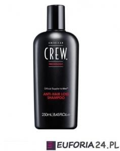 American Crew, Trichology ANTI-HAIR LOSS szampon regenerujący przeciw wypadaniu włosów dla mężczyzn 250ml