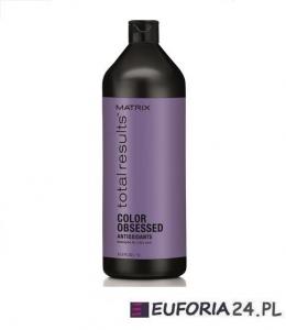 Matrix Total Results Color Obsessed, szampon do włosów farbowanych, 1000ml