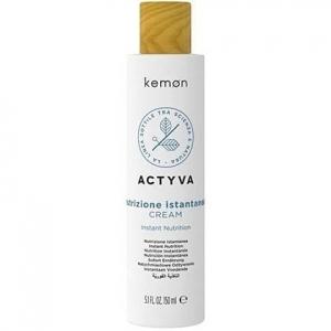 Kemon ACTYVA Nutrizione, krem nawilżający włosy bez spłukiwania 150ml