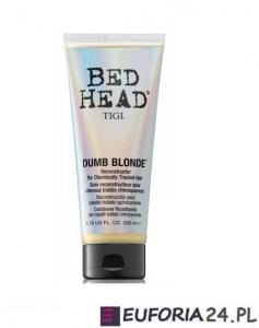 Tigi Bed Head Dumb Blonde, rekonstruktor do zniszczonych włosów, 200 ml