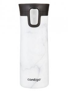 Contigo 70 Thermal Mug Pinnacle White Marble 420ml kubek