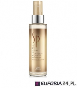 Wella SP Luxe Oil, esencja keratynowa Keratin Boost, 100ml