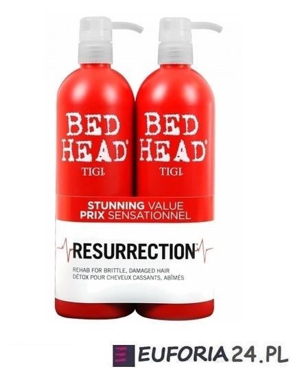 Tigi Tween Duos BH Resurrection szampon+ odżywka 2 x 750ml